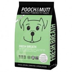 Pooch & Mutt | Ração FRESH BREATH