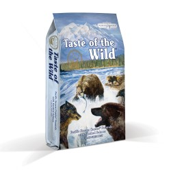 Taste of the Wild Pacific Stream Canine com Salmão Fumado