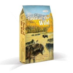 Taste of the Wild Dog High Prairie