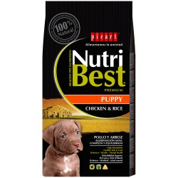 NutriBest Puppy Carne