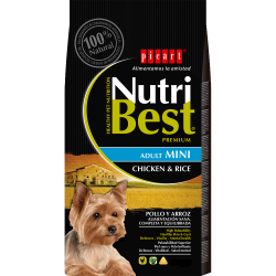 NutriBest Adulto Mini Frango