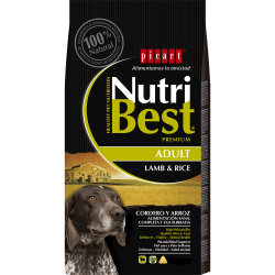 NutriBest Adulto Borrego