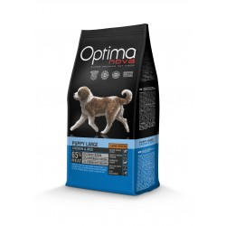 Optima Nova Puppy Large Frango e Arroz