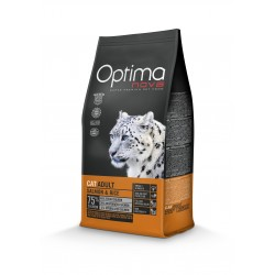 Optima Nova Gato Adulto Salmão e Arroz