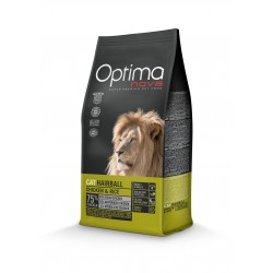 Optima Nova Gato Adulto Hairball