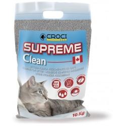 Areia Gato Supreme Clean 10Kg