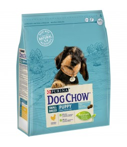 DOG CHOW Small Breed Puppy