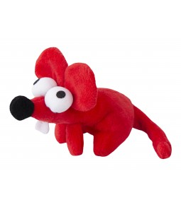 Brinquedo Rato Vermelho C/...