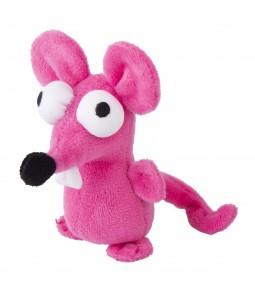 Brinquedo Rato Rosa c/ Catnip