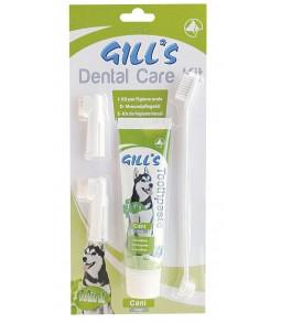 Gill's Dog Dental Care Kit