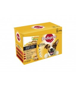 Pedigree Vital Saquetas Mix...