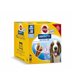 PEDIGREE DENTASTIX 56un