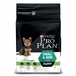 PRO PLAN® SMALL & MINI PUPPY COM OPTISTART®