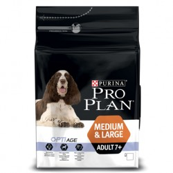 PRO PLAN MEDIUM & LARGE 7+ ADULT