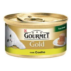 GOURMET GOLD TERRINE COM COELHO