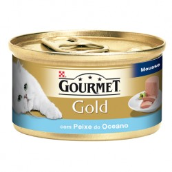 GOURMET GOLD MOUSSE PEIXE DO OCEANO