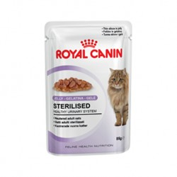 ROYAL CANIN STERILIZED  JELLY