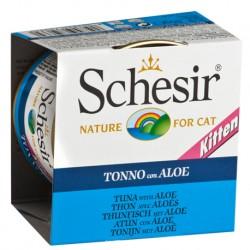 Schesir Gatinhos Atum C/Aloe
