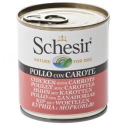 Schesir Frango C/Cenoura