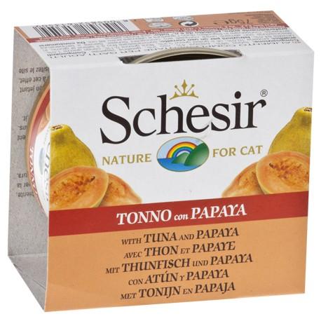 Schesir Atum com Papaia