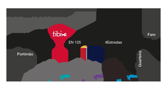 Tibi Loulé/4Estradas