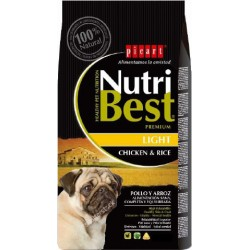 NutriBest Adulto Light Frango