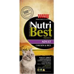 NutriBest Gato Adulto Frango