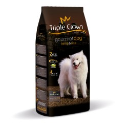 Triple Crown Gourmet Dog 3Kg