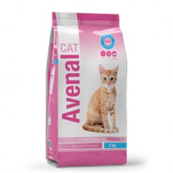 Avenal Gato Adulto Carne