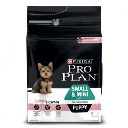 PRO PLAN SMALL & MINI PUPPY SENSITIVE SKIN