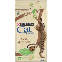 CAT CHOW ADULT COM PATO