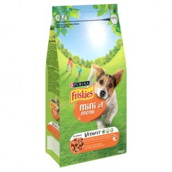 FRISKIES MINI MENU FRANGO E VEGETAIS