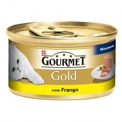 GOURMET GOLD MOUSSE COM FRANGO