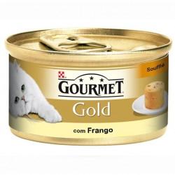 GOURMET GOLD SOUFFLE COM FRANGO