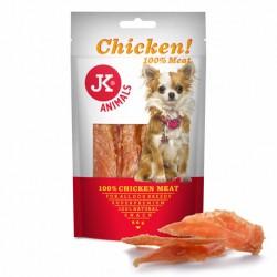 JK tiras de frango