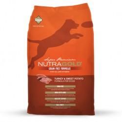 NutraGold Grain Free Perú e Batata Doce
