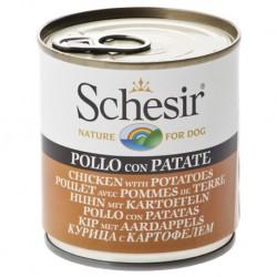 Schesir Adulto Frango C/Batatas