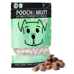 Pooch Mutt Snacks Daily Dental
